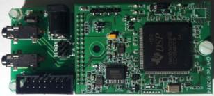 GritTec > DSP Development Boards > 'm-board-vc33' Audio DSP